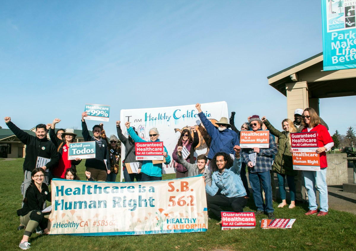 Nurses knock on McKinleyville doors to promote healthcare for all