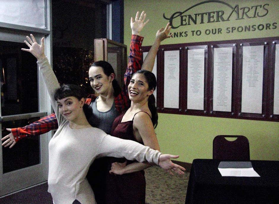 """""""Divergence"""" dancers amaze audience"""
