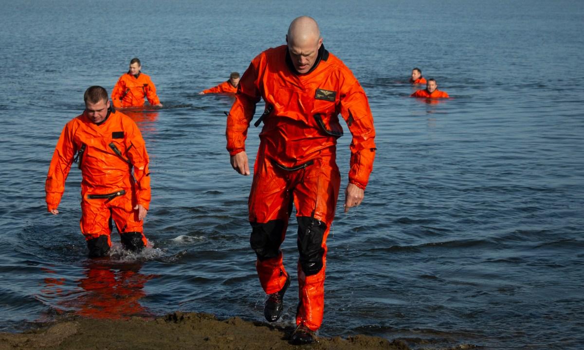 Coast Guard gears up
