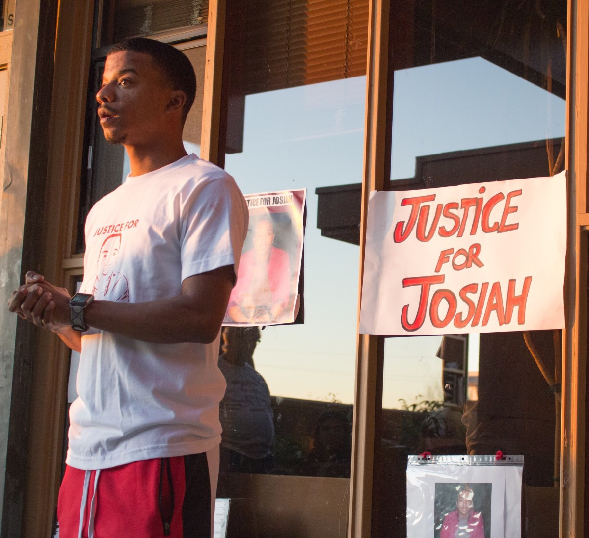 Community still demands 'Justice for Josiah'