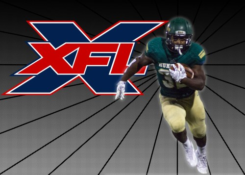 Ja'Quan Gardner Rushes into the XFL