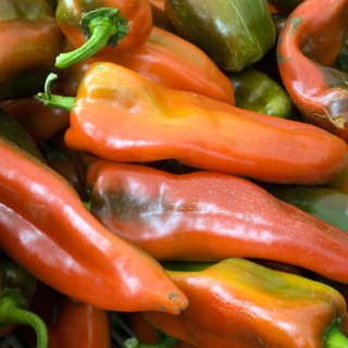 Roasting Peppers Step-By-Step