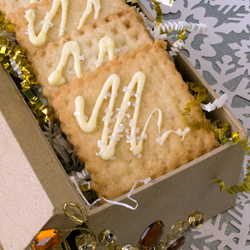 Christmas Cookies: Starry Night