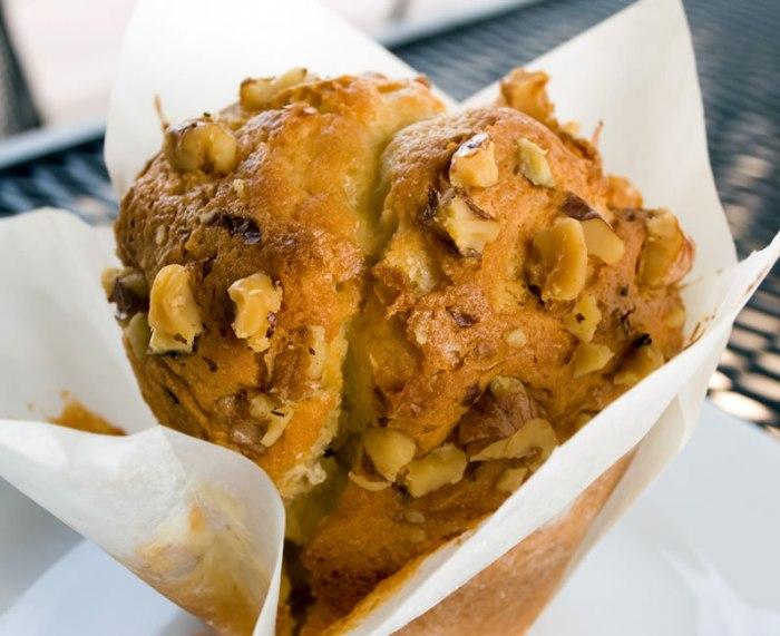 The Kitchen Banana Nut Muffin
