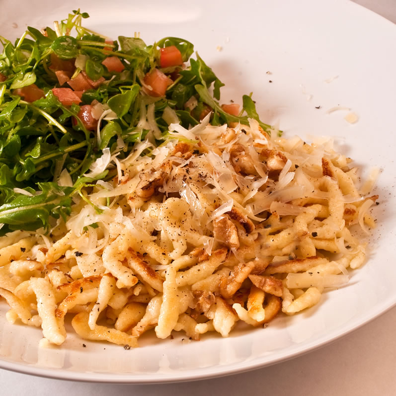 Old World Spaetzle The New Pasta LunaCafe
