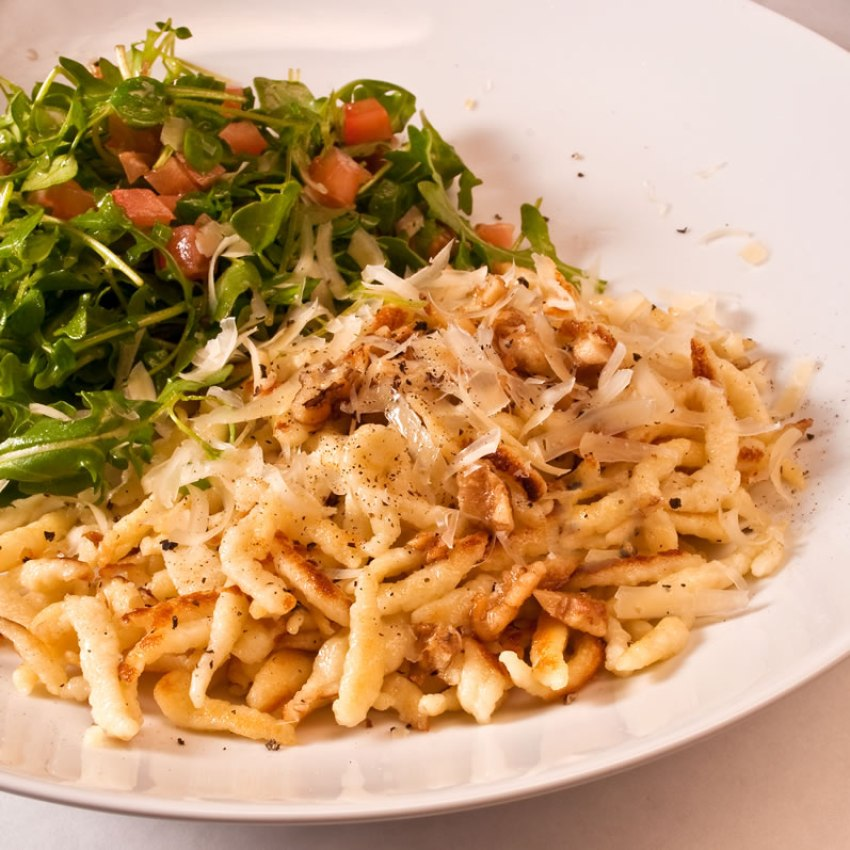 Old World Spaetzle: The New Pasta? | LunaCafe