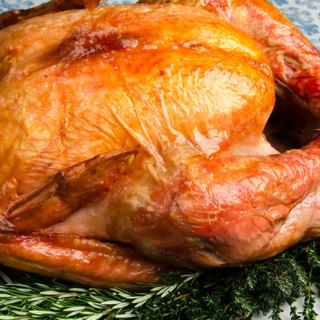 The Perfect Roast Turkey