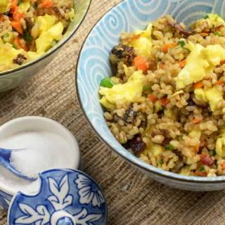Home-Style Chinese Fried Rice