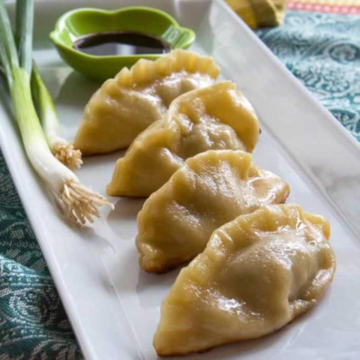 LunaCafe Top Posts 2014: Pork & Prawn Potstickers (aka Asian Dumplings)
