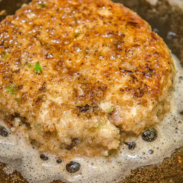 Albacore Tuna & Shiitake Mushroom Sliders   LunaCafe