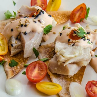 Albacore Tuna Confit (Tuna Conserva)