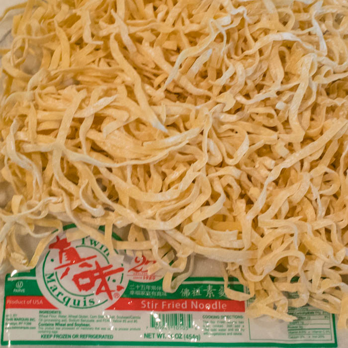Cold Spiced Peanut Sesame Noodles with Peanut Chile Sauce | LunaCafe