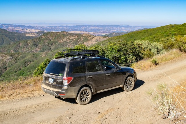 Off-Roading in Big Sur