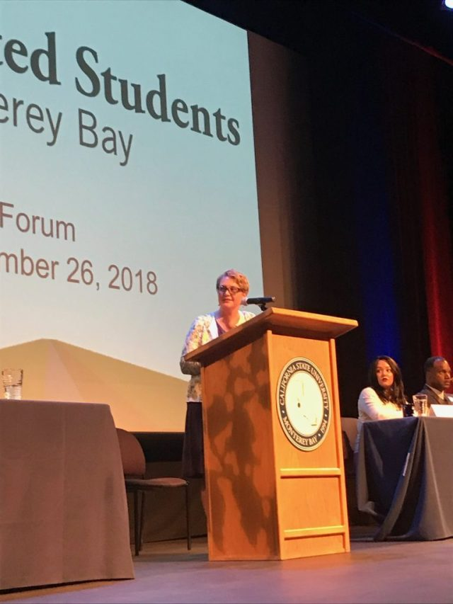 First local candidates forum at CSUMB