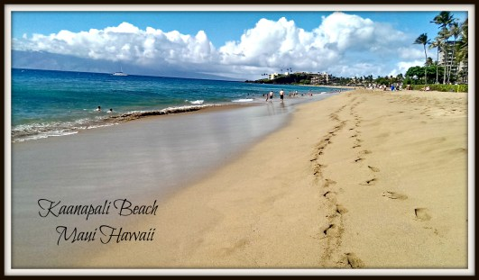 A Flight Attendant's Guide to Maui, Kaanapali Beach