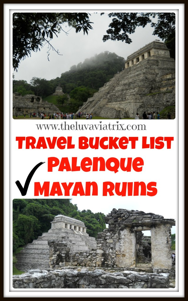 A Flight Attendant's Guide to the Ancient Mayan ruins at Palenque