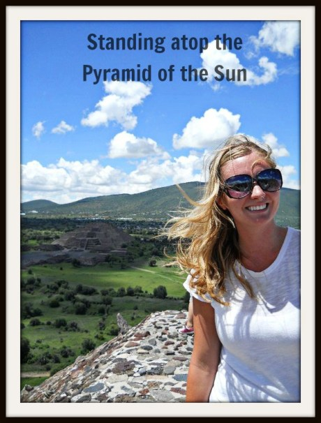 Flight Attendant's Guide to Teotihuacan and climbing the Pyramid of the Sun