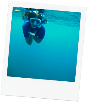 Taking Snorkel Selfies in Maui, Check out this Flight Attendant's Guide to Maui