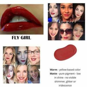 Fly Girl LipSense Lip Color Jetsetter Glamour