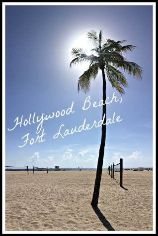 Hollywood Beach, Fort Lauderdale, Florida