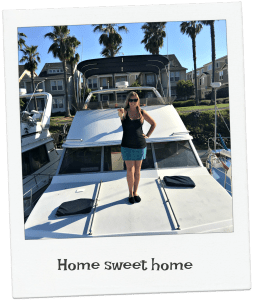 THE BOAT BABE, TIPS ON BOAT LIVING