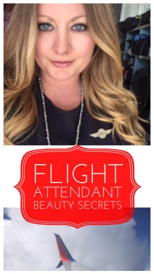 A Flight Attendant's Beauty Secret LipSense Lip Color