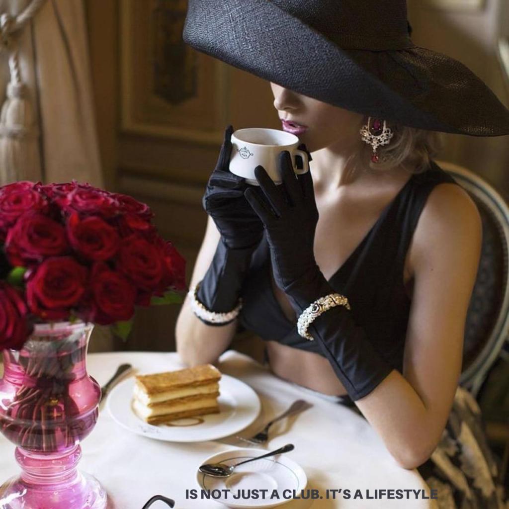 Ladies Afternoon Tea at Mandarin Oriental Knightsbridge
