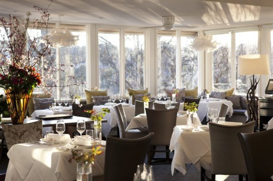 Restaurant - Picture from Lake House