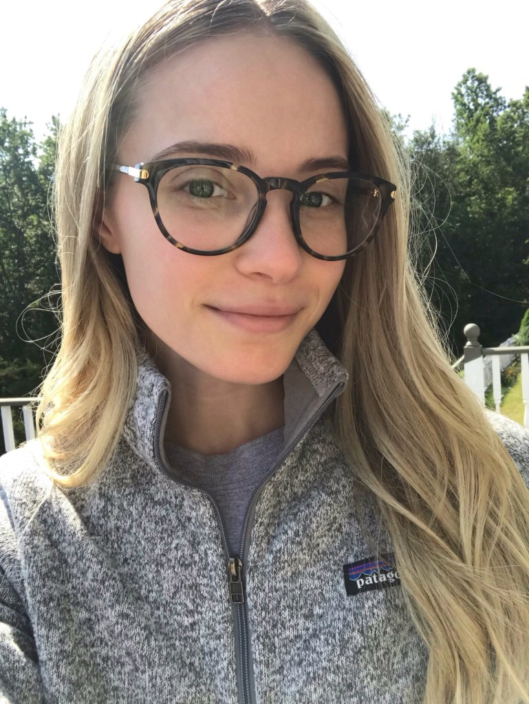 glasses first