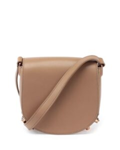 Alexander Wang Lia Mini Leather Saddle Bag
