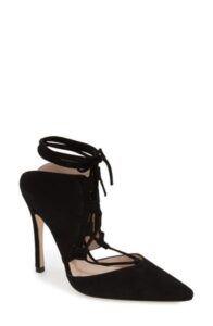 Topshop Gillian Ghillie Pump