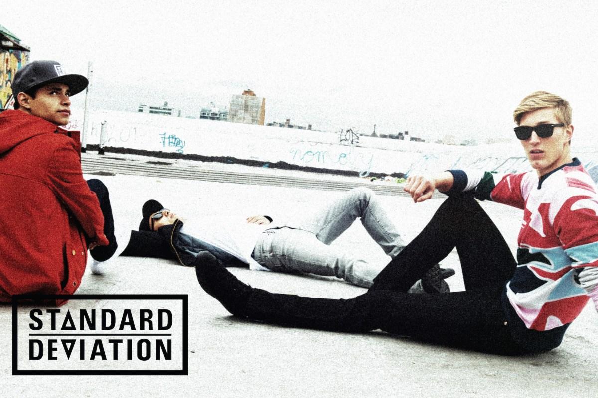 LUX Magazine Hero_Standard-01 Standard Deviation streetstyle standard sneakers nyc Fashion deviation design business