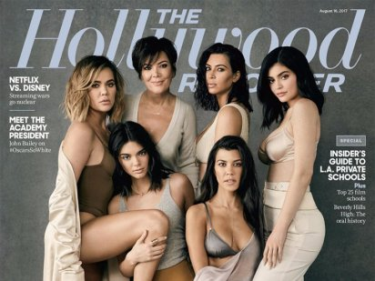 LUX Magazine kardashians- My Icon great influence over the trends we follow