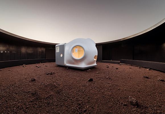Las viviendas más pequeñas del mundo diseñadas para vivir en Marte