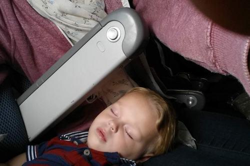 solo parent travel