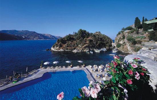 Image result for photo of atlantis bay hotel in Taormina