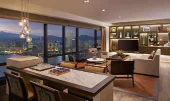 Grand Hyatt, Hong Konf