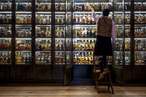 Scotch - Whisky Bar - The Balmoral optimised
