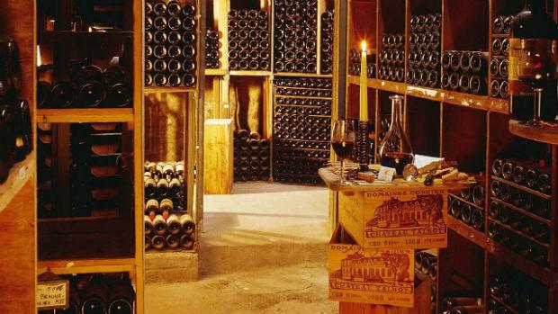 Wine Cellar, Hotel George V
