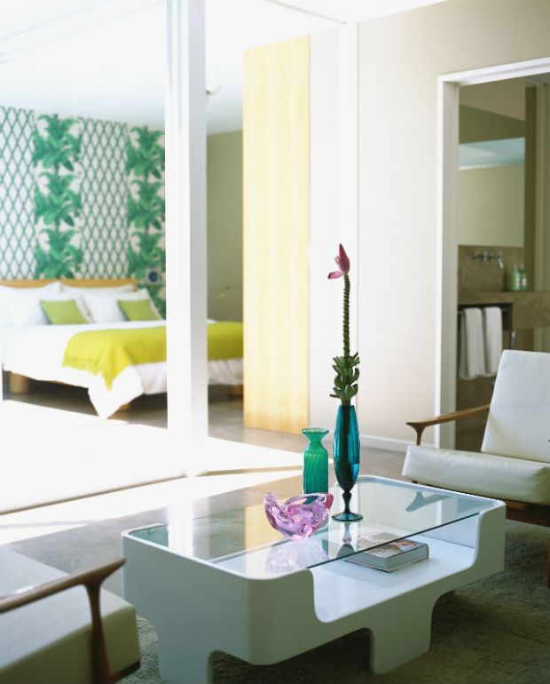 HOME HOTEL Garden Suite Lounge 1