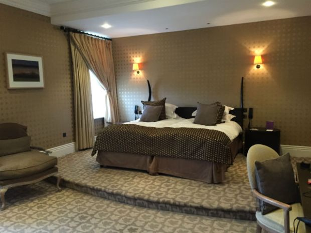 EXEC SUITE AT SEAHAM HALL HOTEL