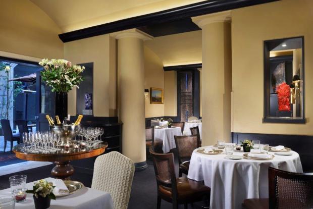 Hotel Inghilterra Cafe Romano