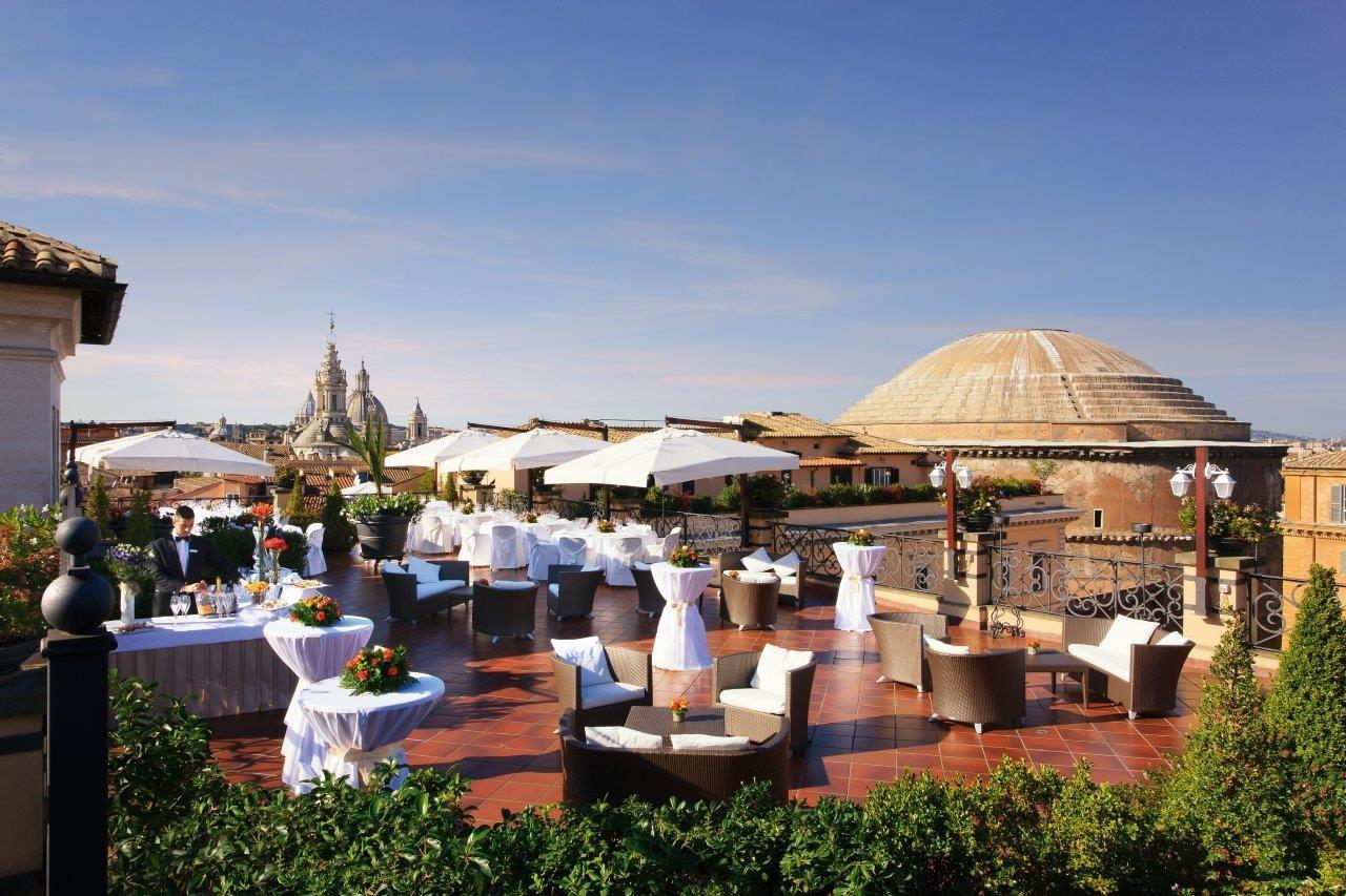 Review Of The Grand Hotel De La Minerve The Luxury Editor