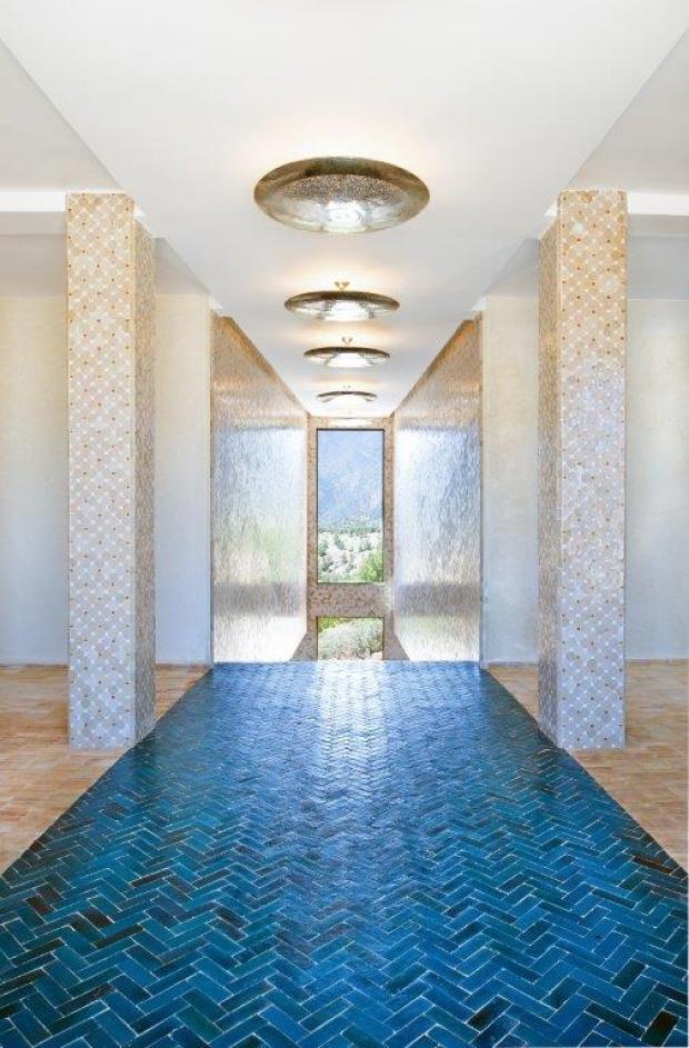 L'AMANDIER Hotel Corridor ANTHONY_CRADDOCK_9014
