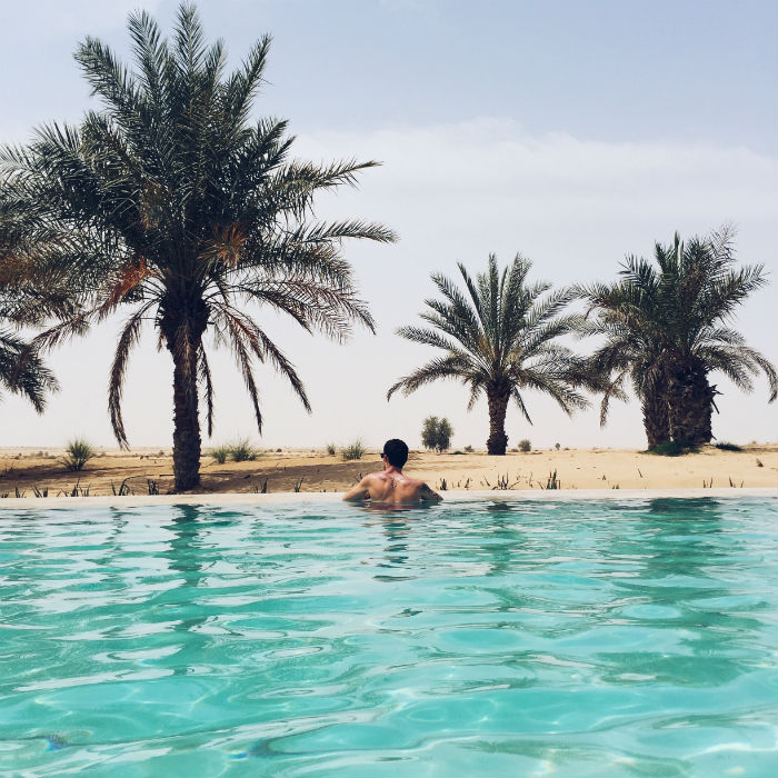 bab al shams Dubai
