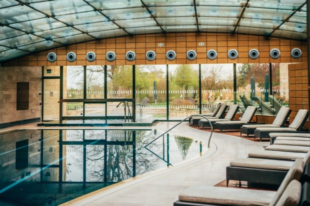 Lucknam Park Pool image