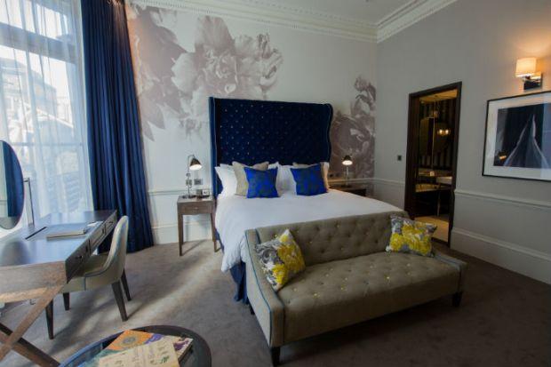 The Ampersand Hotel bedroom 1