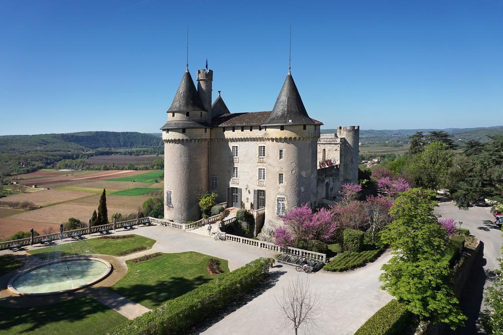 Château de Mercuès, Cahors