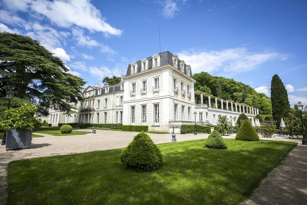 Chateau de Rochecotte, Loire Valley