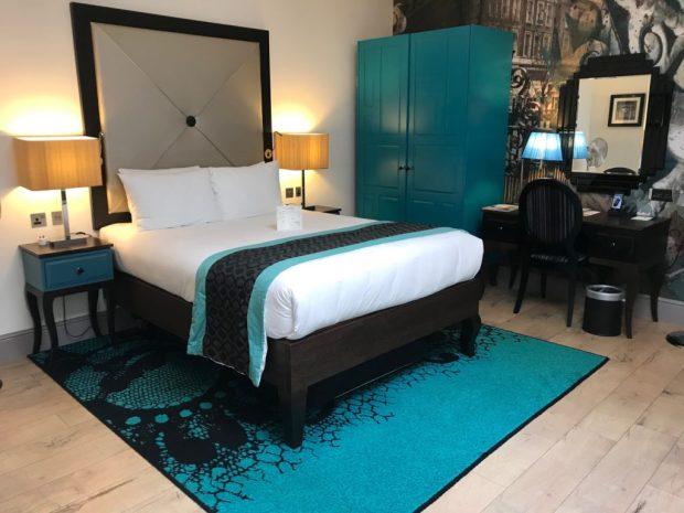 Hotel Indigo Kensington Bedroom